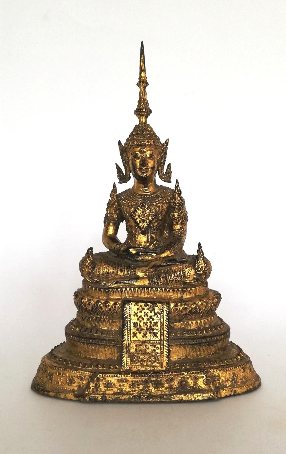 Ratanakosin buddha Thailand